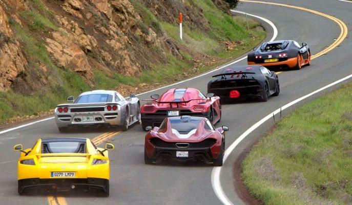 Hepimizi Çılgına Çeviren Lüks Otomobiller Hakkında Bilinmeyen 12 Gerçek