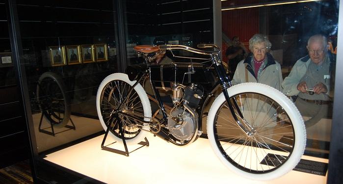 İlk Üretim Harley Davidson Motosikletleri