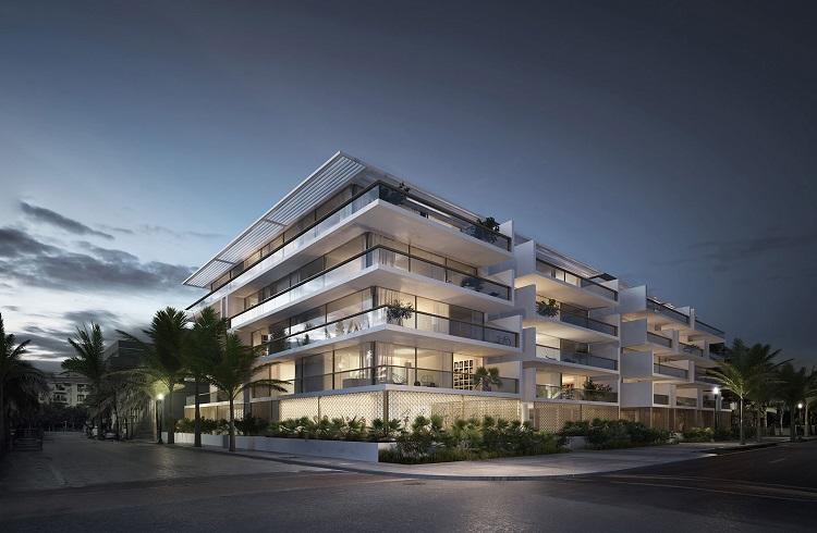 İnsanı Büyüleyen Enfes Tasarımıyla Miami Beach'ın İlk Lüks Rezidansı