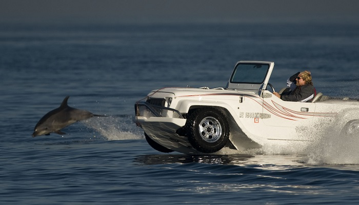 James Bond Tarzı Yüksek Hızlı Araba Kullanabilirsiniz