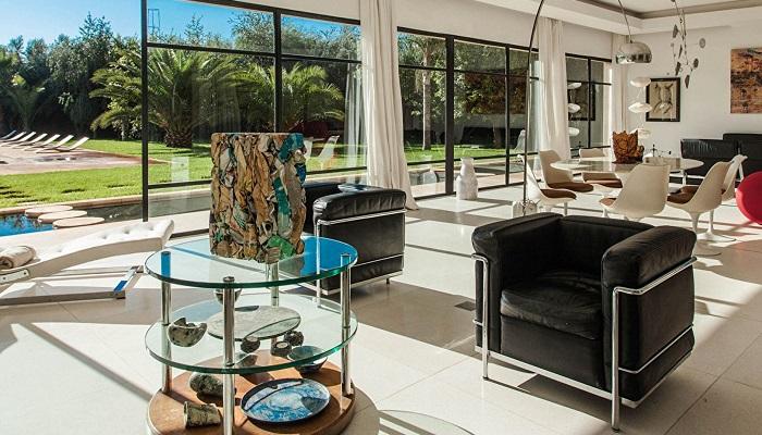 James Bond'un Bir Numaralı Düşmanı Ernst Stavro Blofeld'in Gösterişli Evi