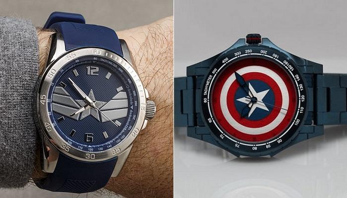 Kaptan Amerika - Kış Askeri Saati