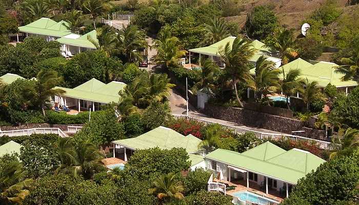 Le Toiny Hotel'de Bulunan Villalar Hangi Özelliklere Sahip?