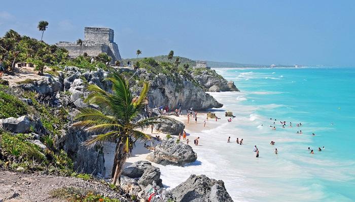 Meksika - Riviera Maya/Tulum, El Castillo