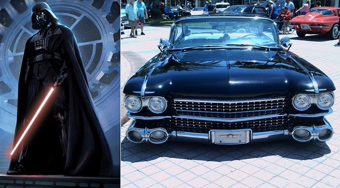 Sith'in Karanlık Lordu: Darth Vader - 1959 Cadillac Flattop