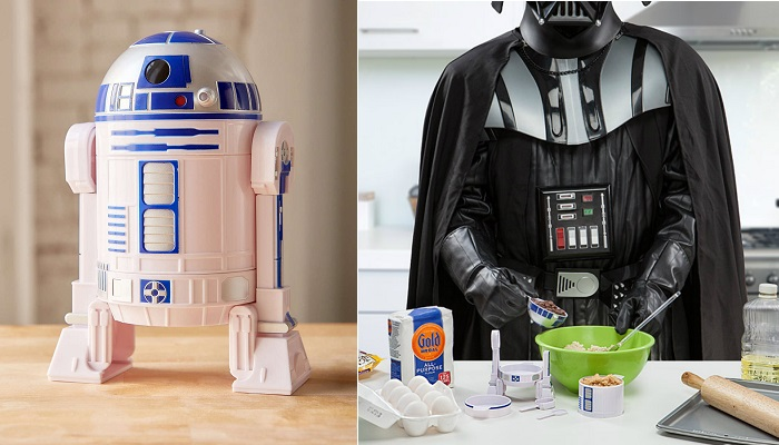 Star Wars R2 - D2 Ölçek Kabı Seti