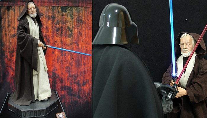 Obi-Wan Kenobi - Sideshow Koleksiyonu
