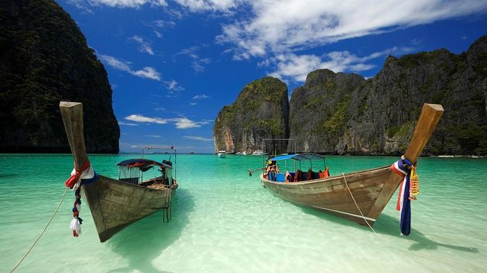 Tayland - Koh Phi Phi Adaları/Maya Körfezi