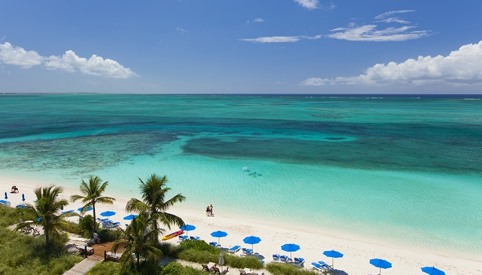 Turks ve Caicos Adaları - Grace Körfezi