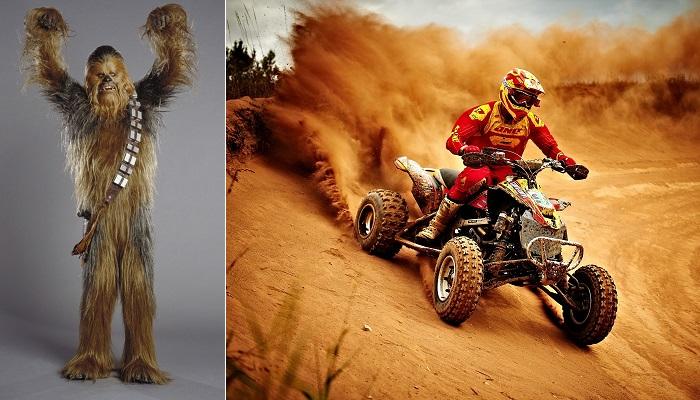 Tüylü Savaşçı: Chewbacca - ATV