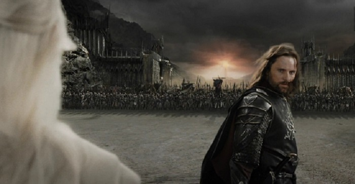 Yüzüklerin Efendisi: Kralın Dönüşü