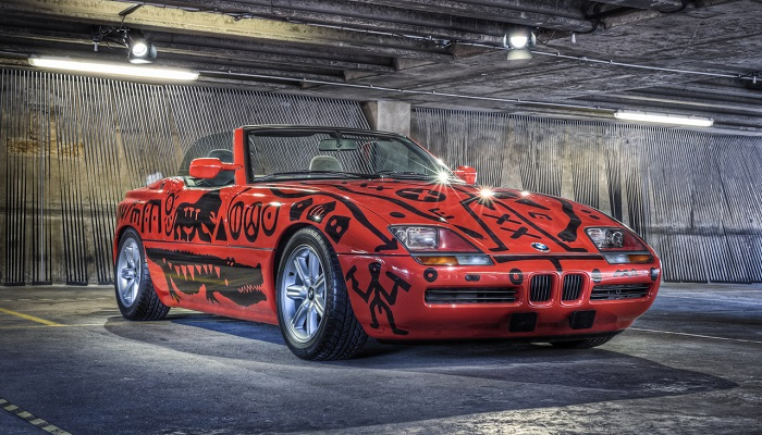 A.R Penck - BMW Z1