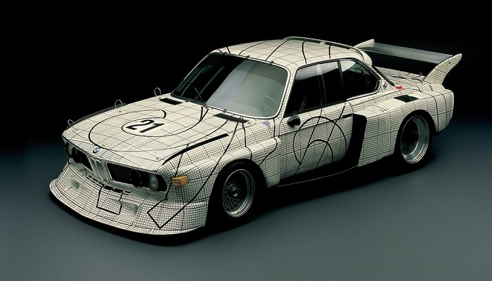Frank Stella - BMW 3.0 CSL