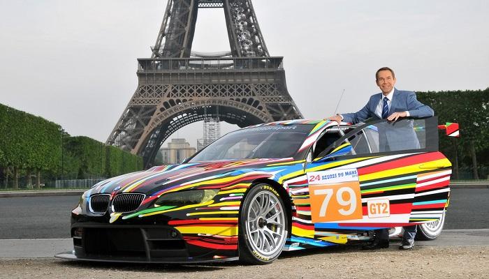 Jeff Koons - BMW M3 GT2