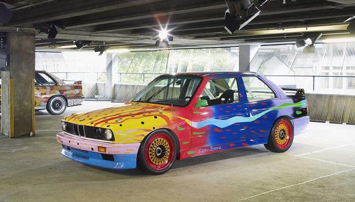 Ken Done - BMW M3