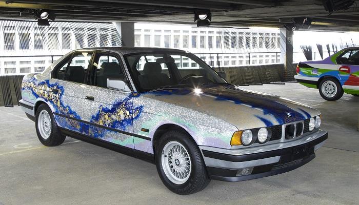 Matazo Kayama - BMW 535i