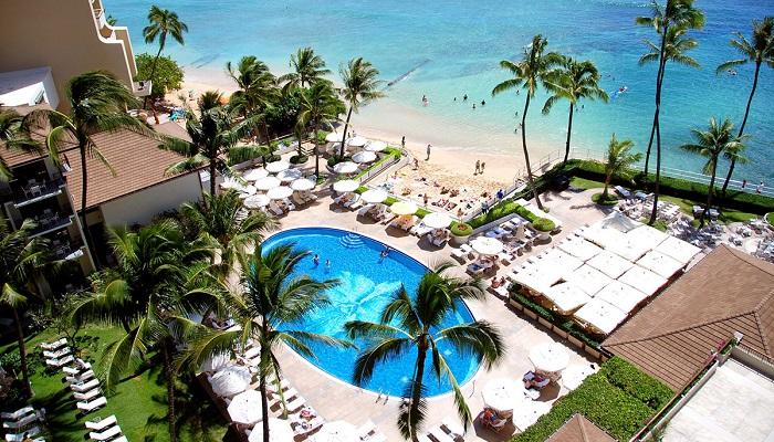 Halekulani - Hawaii