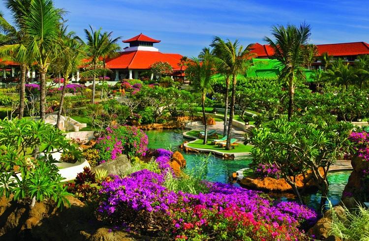 """Ailenizle Çıkabileceğiniz Lüks Tatilin Adresi: """"Grand Hyatt Bali"""""""