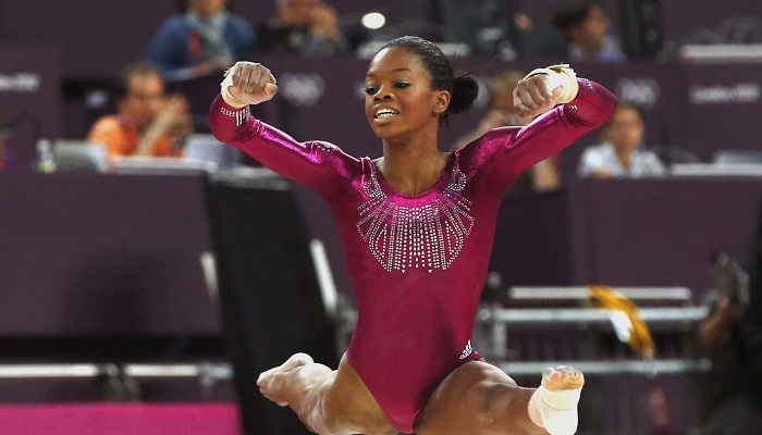 Gabby Douglas - Jimnastikçi
