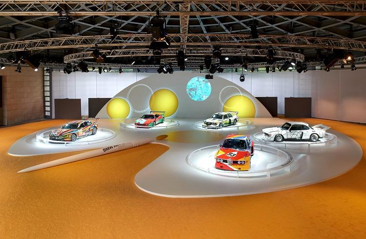 Araba Sanatından Payına Düşeni Alan Birbirinden Çekici 18 BMW Modeli