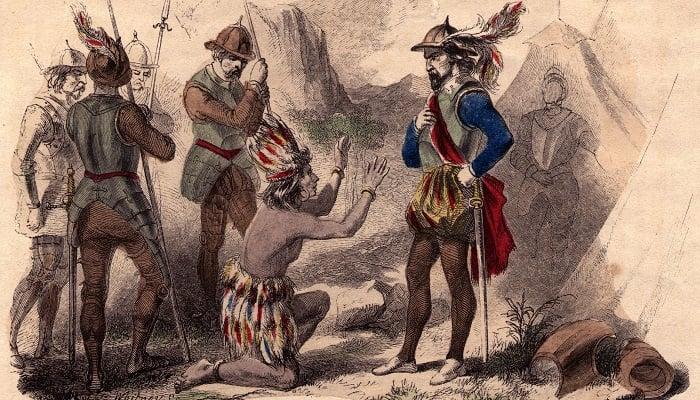 Atahualpa Sarhoş Bir Şekilde İnka İmparatorluğu'nu Kaybetti