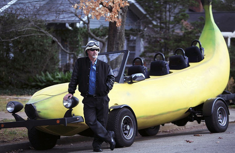 Bugüne Kadar Yapılmış Dünyanın En Tuhaf 15 Arabası