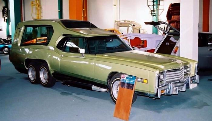 Cadillac TAG Fonksiyonlu Araba