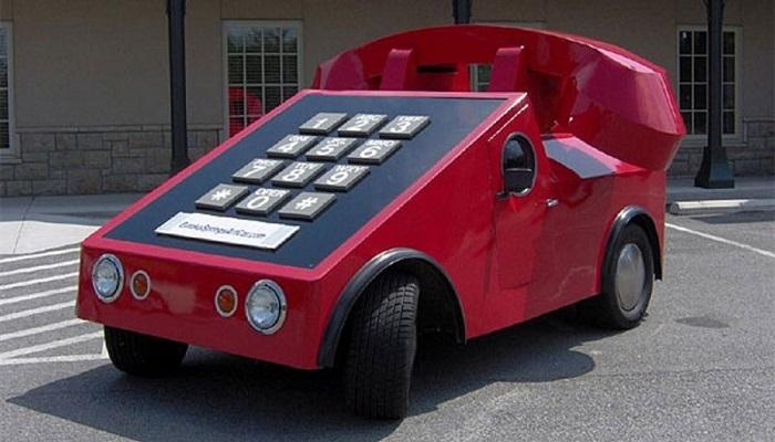 Telefon Araba