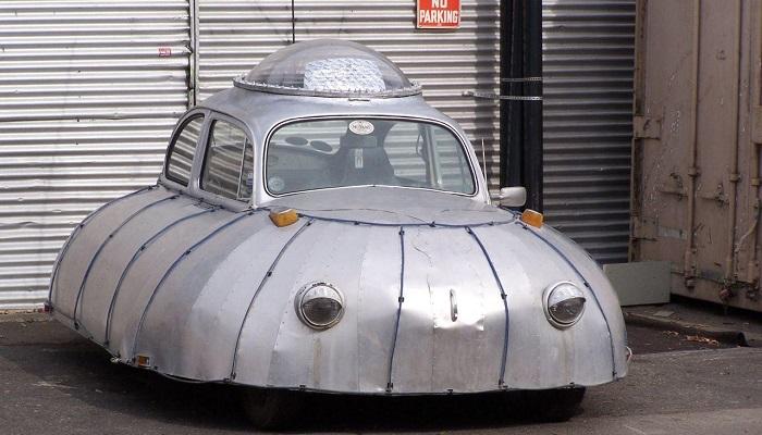 UFO Araba