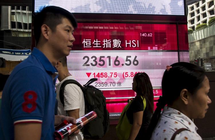 Çin'de Yaşanan Sert Düşüşler Küresel Çapta Etki Yaratıyor!