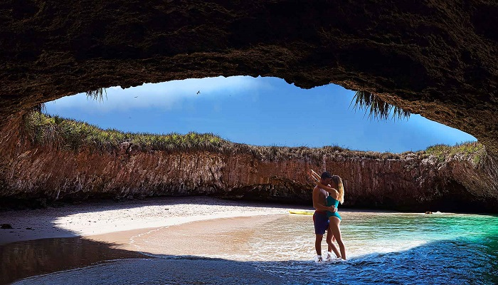 Meksika'daki Saklı Kumsal - Marieta Adaları/ Portekiz