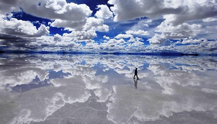 Salar De Uyuni Gölü - Bolivya