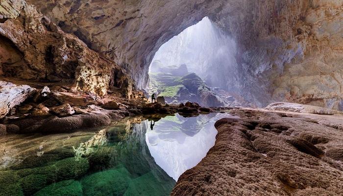 Son Doong Mağarası - Vietnam