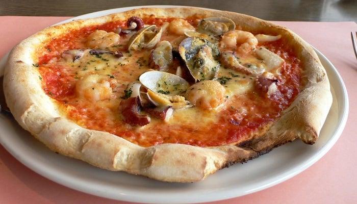 C6 Pizza - Steveston Pizza