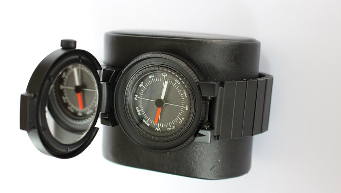 P'6520 Compass Watch 1978 Limited Edition