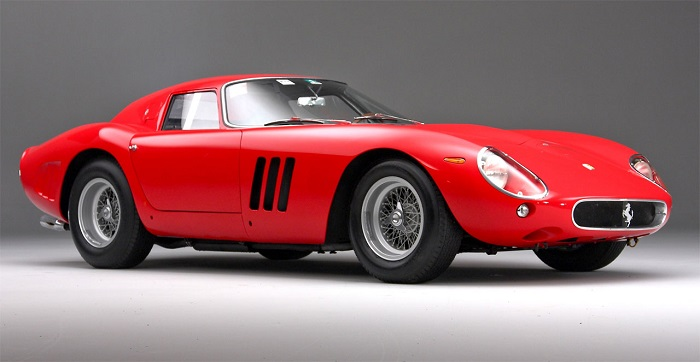 Dünyanın En Pahalı Arabası Bir Ferrari Modelidir