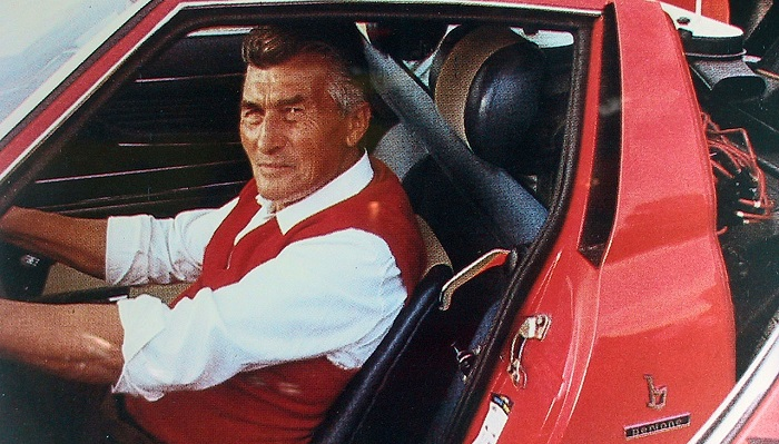 Enzo Ferrari Lamborghini'nin Oluşmasına Yardımcı Olmuştur