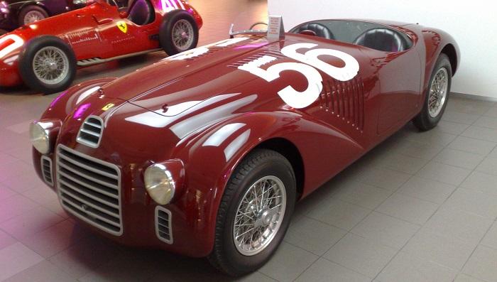 Enzo Ferrari Tarafından Tasarlanan İlk Ferrari Modeli