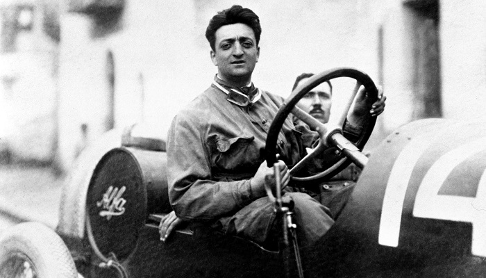Enzo Ferrari Otomobiller ile İlgili Farklı Bir Bakış Açısına Sahipti