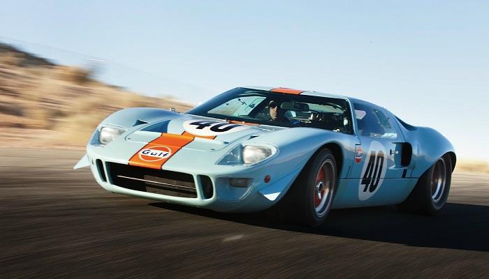 Ferrari, Ford'un Efsanevi Modeli GT40'ın Oluşmasını Sağlamıştır