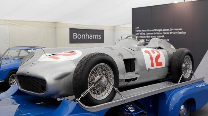 1954 Model W196 Formula 1