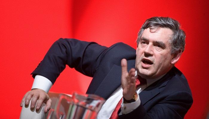 Gordon Brown - Brown's Bottom