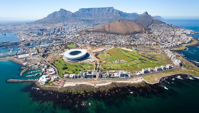 Cape Town - Güney Afrika