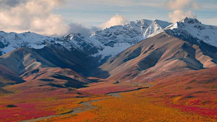Denali Ulusal Parkı ve Koruma Bölgesi – ABD