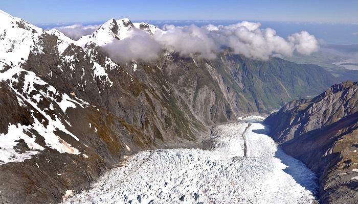 Glacier Country - Yeni Zelanda