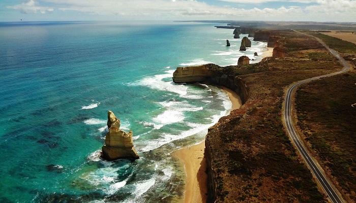 Great Ocean Road - Avustralya