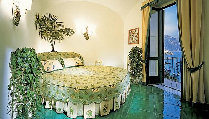 Hotel Santa Caterina - Yatak Odası