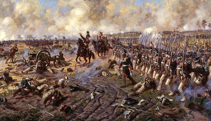 Napolyon Kışın Rusya'yı İstila Etmeye Çalıştı
