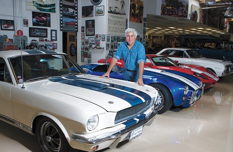 Otomobil Bağımlısı Olan Jay Leno'nun Garajındaki En İlginç 10 Araç