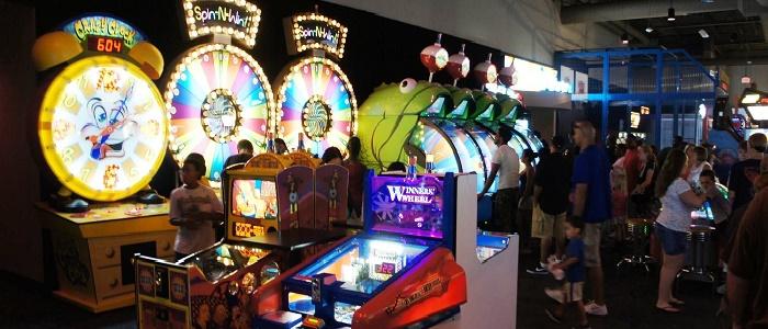 Oyun Salonu Açarak Para Kazanmak